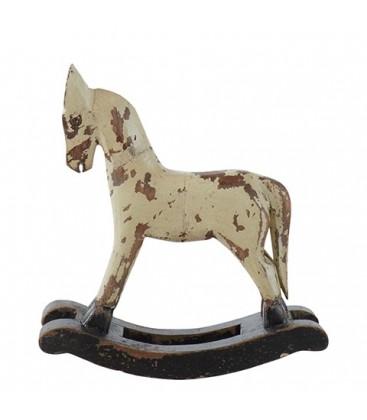 Petit cheval à bascule