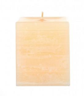 Square candle 12 cm in diameter