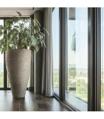 Grand vase organique