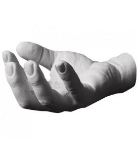 Patère et Bougeoir main