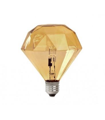 Ampoule diamant ambre