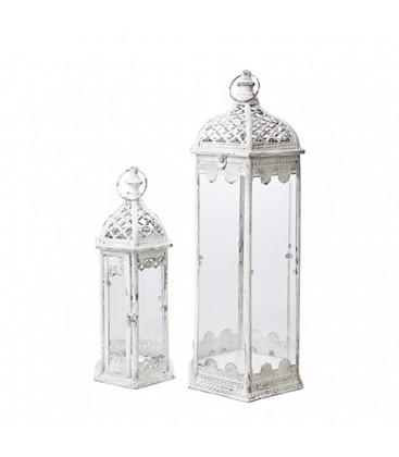 Duo de lanternes