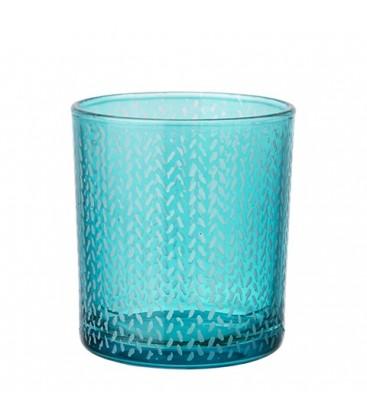 Photophore en verre OCEAN (12 pièces)
