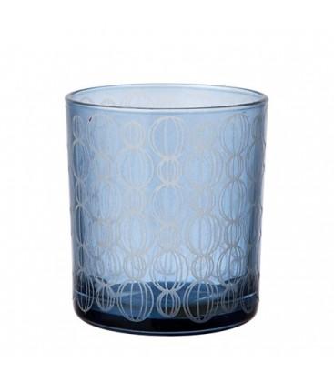 Photophore en verre MAGIE (12 pièces)