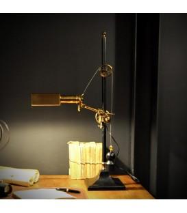 """Lampe """"locomotive"""" de bureau"""