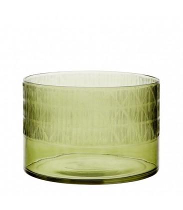 Vase en verre FIONA
