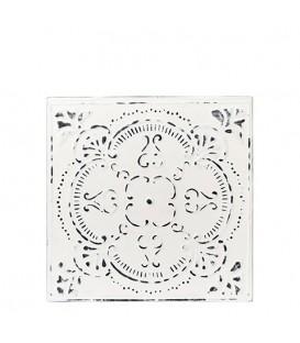 Deco metal plate