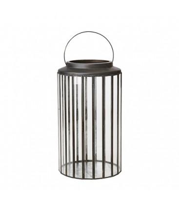 Lanterne métal de jardin