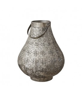 Lanterne exterieur metal veilli