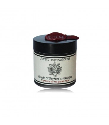 Pommadier 60ml - scented candle