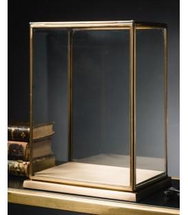 rectangular brass globe