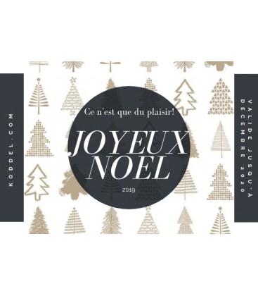 E-Carte de Noel
