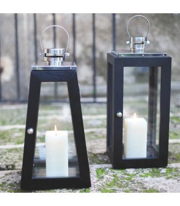 Square candle 6cm in diameter
