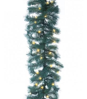 Guirlande plante de Noel