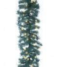 Blue spruce garland New Age