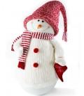 Bonhomme de neige décoration de Noel
