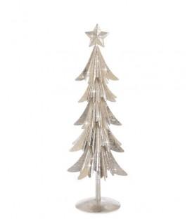 Sapin de Noel en métal
