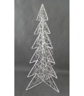 Arbre de Noël treillis 3D