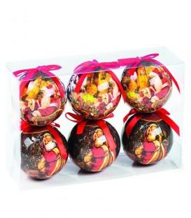 Boules de Noël Forest