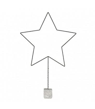 GLOW Star on stand L