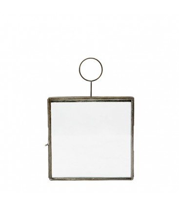 Cadre en verre rectangle