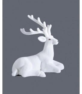 Cerf blanc ALPINE
