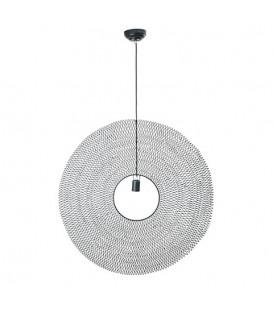 Hanging metal luminaire BALTHAZAR