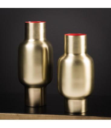 Vase avec renflement