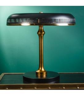 Lampe de bureau plateau noir 51cm