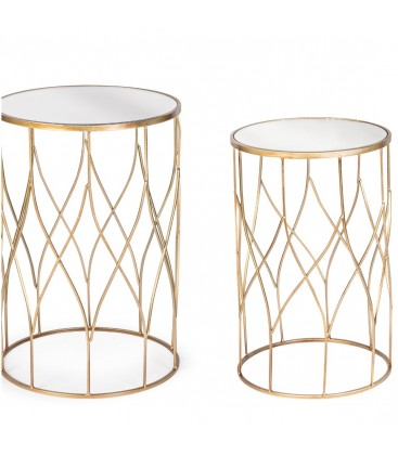 Duo de tables basses