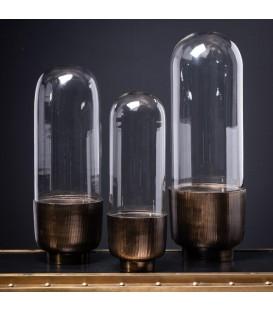 Cloche en verre CAPSULE