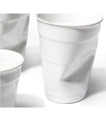 Gobelet à café blanc