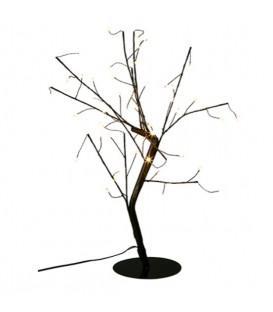 Lampe arbuste noir leds 48 ampoules