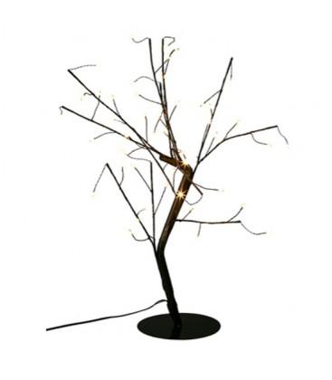 Lampe arbuste noir 48 leds