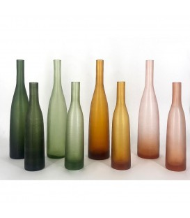 Vases colorés SOLOFLOR (X2)