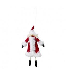 Figurine Mère Noel