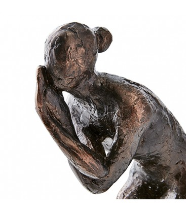 Statue femme Yoga