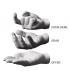 Bougeoir mains