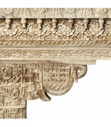 Console en bois India