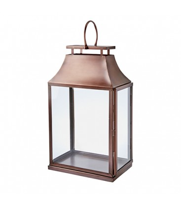 Lanterne cuivrée SUPA