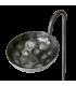 Torche cuillère en metal