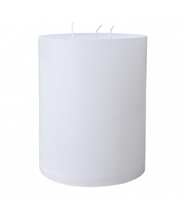 Candle cylinder 12 cm in diameter