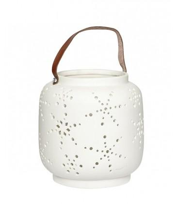 Lanterne ceramique