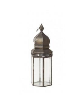 Lanterne de métal