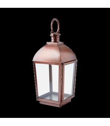 Lanterne cuivre