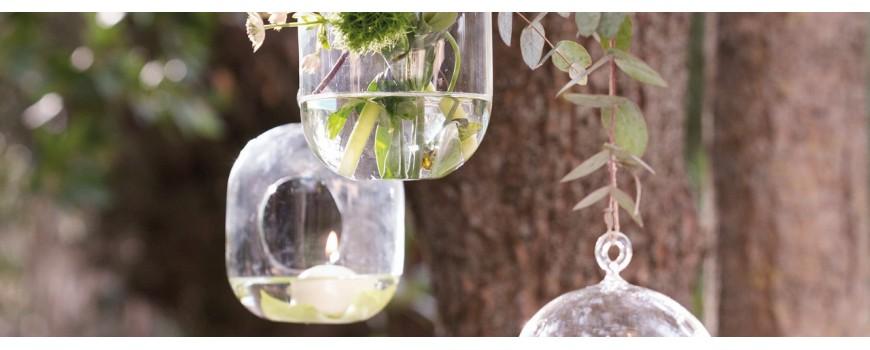 Décorations en verres