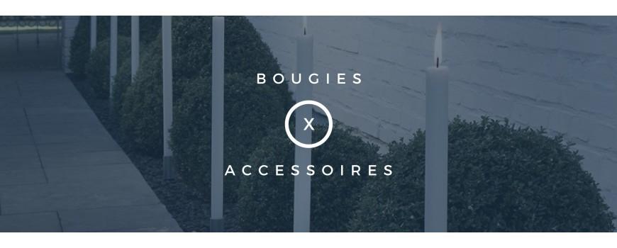 Bougies & Accessoires extérieurs