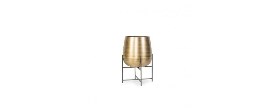 Large organic pots