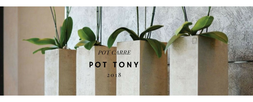Pot TONY